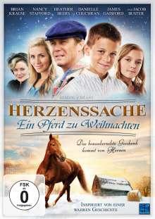 Herzenssache - Ein Pferd zu Weihnachten, DVD