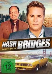 Nash Bridges Staffel 5, 6 DVDs