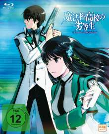 The Irregular At Magic High School (Complete Edition) (Blu-ray), 5 Blu-ray Discs