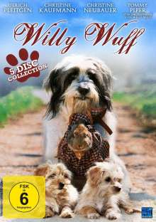 Willy Wuff Collection (5 Filme Collection), 5 DVDs