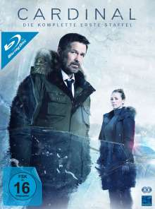 Cardinal Staffel 1 (Blu-ray), 2 Blu-ray Discs