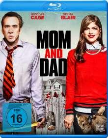 Mom and Dad (Blu-ray), Blu-ray Disc