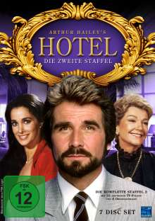 Hotel Staffel 2, 7 DVDs