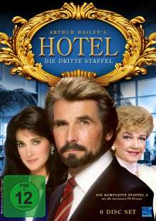 Hotel Staffel 3, 6 DVDs