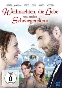 Weihnachten, die Liebe und meine Schwiegereltern, DVD