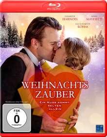 Weihnachtszauber - Ein Kuss kommt selten allein (Blu-ray), Blu-ray Disc