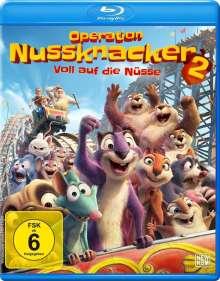 Operation Nussknacker 2 - Voll auf die Nüsse (Blu-ray), Blu-ray Disc
