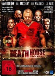 Death House, 2 DVDs