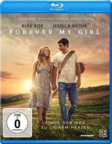 Forever my Girl (Blu-ray), Blu-ray Disc
