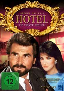 Hotel Staffel 4, 5 DVDs
