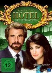Hotel Staffel 5 (finale Staffel), 4 DVDs