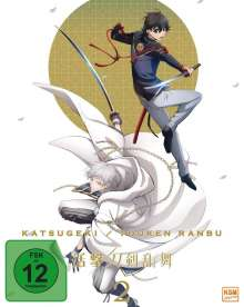 Katsugeki Touken Ranbu Vol. 2 (Blu-ray), Blu-ray Disc