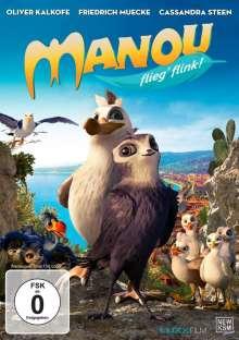 Manou - Flieg' flink!, DVD
