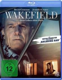 Wakefield (Blu-ray), Blu-ray Disc