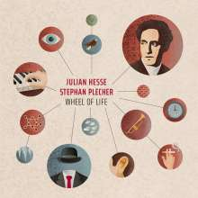 Julian Hesse & Stephan Plecher: Wheel Of Life, CD