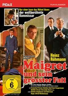 Maigret und sein größter Fall, DVD