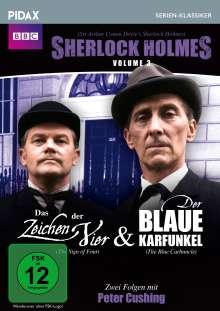 Sherlock Holmes (1968) Vol. 3, DVD