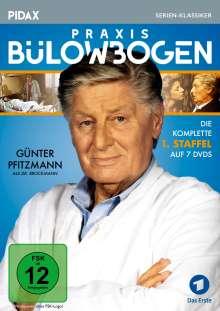 Praxis Bülowbogen Staffel 1, 7 DVDs