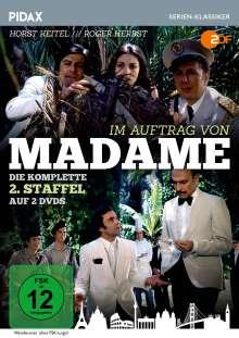 Im Auftrag von Madame Staffel 2, 2 DVDs