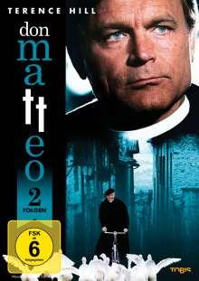 Don Matteo, DVD