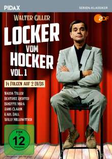 Locker vom Hocker Vol. 1, 2 DVDs