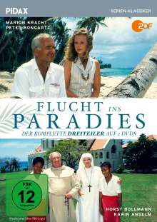 Flucht ins Paradies, 2 DVDs
