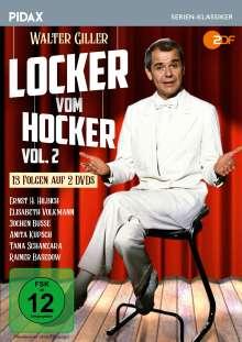 Locker vom Hocker Vol. 2, 2 DVDs
