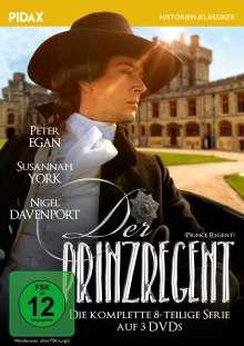 Der Prinzregent, 3 DVDs