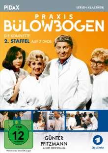 Praxis Bülowbogen Staffel 2, 7 DVDs