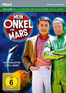Mein Onkel vom Mars Vol. 2, 2 DVDs