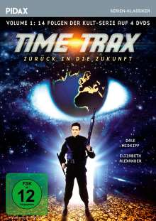 Time Trax Vol. 1, 4 DVDs