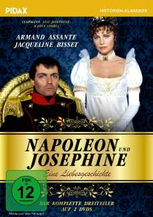 Napoleon und Josephine - Eine Liebesgeschichte, 2 DVDs