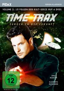 Time Trax Vol. 2, 4 DVDs