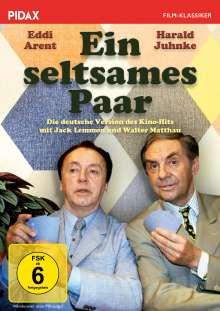 Ein seltsames Paar, DVD