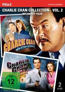 Charlie Chan Collection Vol. 2: Charlie Chan auf der Schatzinsel / Charlie Chan in Panama, DVD