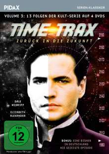 Time Trax Vol. 3, DVD