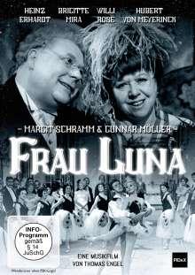 Frau Luna, DVD