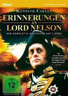 Erinnerungen an Lord Nelson, 2 DVDs