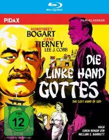 Die linke Hand Gottes (Blu-ray), Blu-ray Disc