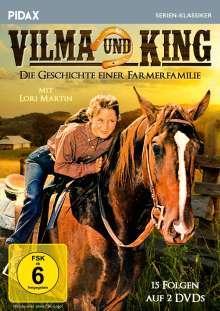 Vilma und King - Die Geschichte einer Farmerfamilie, 2 DVDs