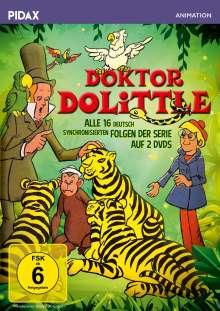 Doktor Dolittle (Komplette Serie), 2 DVDs