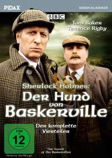 Der Hund von Baskerville (1982) (Komplette Serie), DVD