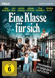 Eine Klasse für sich (Komplette Serie), 4 DVDs
