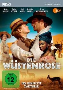 Die Wüstenrose, DVD