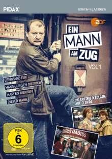 Ein Mann am Zug Vol. 1, 3 DVDs