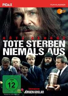 Tote sterben niemals aus, DVD