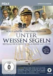 Unter weißen Segeln (Komplette Serie), DVD