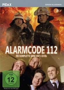 Alarmcode 112 (Komplette Serie), 4 DVDs
