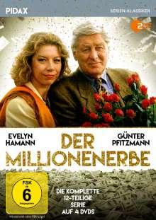Der Millionenerbe (Komplette Serie), 4 DVDs
