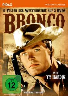 Bronco, DVD